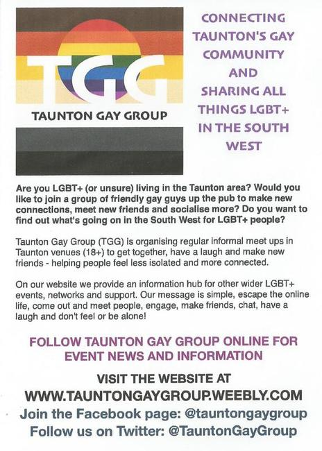 Taunton Gay Group LGBT Consortium